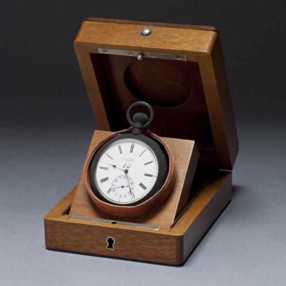 Amundsen's Chronometer